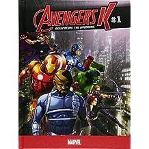 Avengers K Assembling the Avengers 1 (Avengers K: Assembling the Avengers, Set 3)