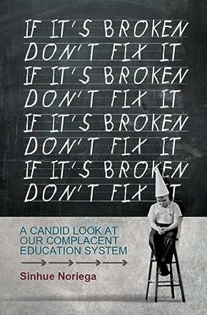 If It's Broken Don't Fix it