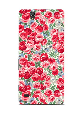 Print Station Printed Back Cover for Sony Xperia C4 Dual