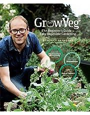 GrowVeg: A Guide to Easy Gardening: The Beginner's Guide to Easy Vegetable Gardening