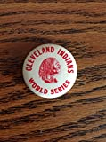 Original 1948 Cleveland Indians World Series Pin