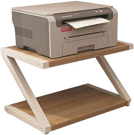 YQQ-Estante Estante De La Impresora Organizador De Rack Tipo Z ...