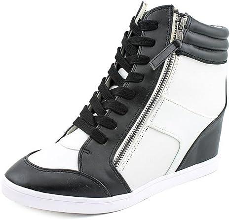 Rock \u0026 Republic High-Top Wedge Sneakers