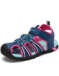 a6ed40e00bf96e Boys   Girls Toddler Little Kid Big Kid 160912-K Outdoor Summer Sandals