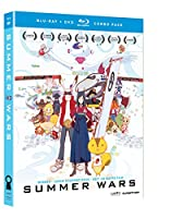 Summer Wars (Blu-ray + DVD) from Funimation