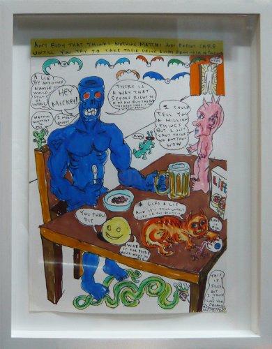 Untitled (DJ-72) (The Devil And Daniel Johnston compare prices)