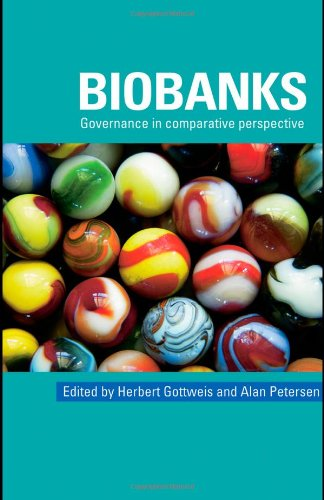 """Biobanks - Governance in Comparative Perspective"" av Herbert Gottweis"