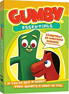 Gumby Essentials Vol. 1
