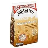 Jordans Natural Muesli - 1kg - Single Pack (1kg x 1 Pack)