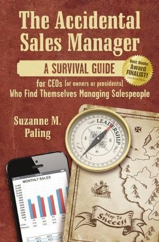 •Do you tackle several different roles including sales manager? •Does managing the sales team feel awkward? •Do you want to achieve better sales results? If you answered YES then you face the same struggle as many other small business owners—you c...