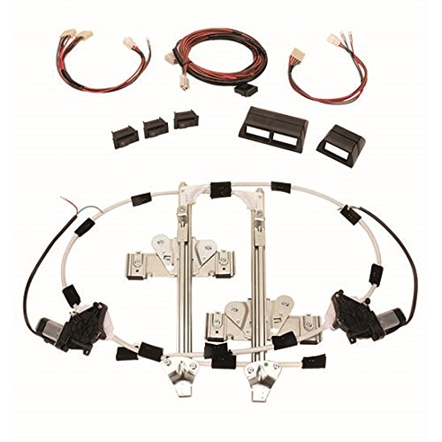 Universal Electric Power Window Kit (Best Power Window Kit)