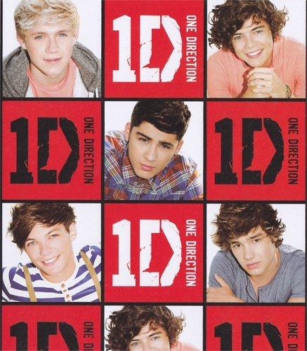 One Direction Birthday Girl Birthday Greeting Card Amazoncouk – One Direction Birthday Greeting