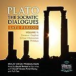 The Socratic Dialogues: Late Period, Volume 1: Timaeus, Critias, Sophist, Statesman, Philebus |  Plato, Benjamin Jowett - translator