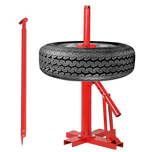 Portable Tire Changer - 9