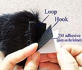 Hai Hong Helmet Cat Ears Crystal Helmet Accessories