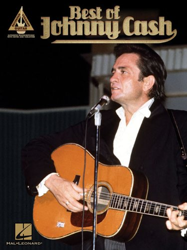 Best of Johnny Cash (Guitar Recorded Versions) [Cash, Johnny] (Tapa Blanda)