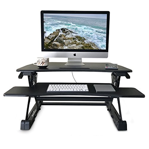 - Versitall - standing adjustable desk - 36