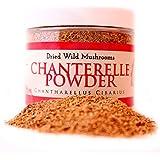 Chanterelle powder | 2.8 oz. / 80 gr in plastic jar | InterGourmandise