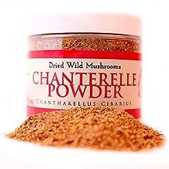 Chanterelle powder | 2.8 oz. / 80 gr in ...