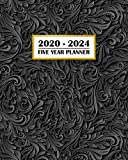 2020-2024 Five Year Planner: Gothic Steampunk