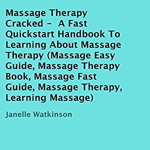 Massage Therapy Cracked Audiobook