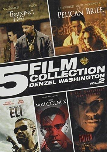 5 Film Collection: Denzel Washington Volume 2 (Box Denzel Set Washington)