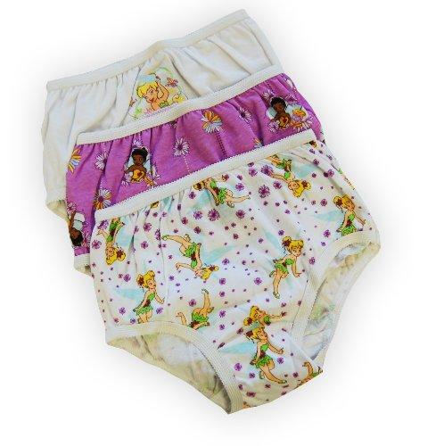 Hanes Tinker Bell Underwear Panty