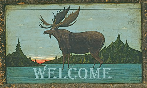 Moose Door Mat - 5