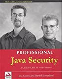 Professional Java Security (Programmer to Programmer)