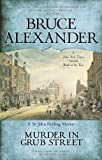 img - for Murder in Grub Street (Sir John Fielding Mysteries) by Bruce Alexander (2010-08-03) book / textbook / text book