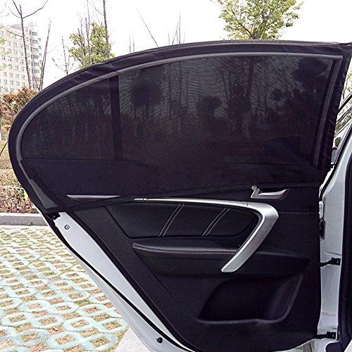 Car Window Shade Sumgott Safety Sun Shades For Side Window