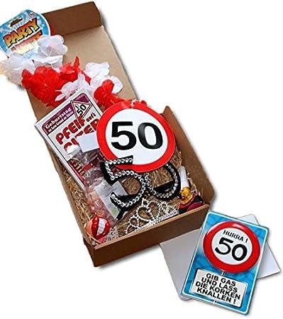 Geschenkideen freundin 50