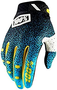 2016 100/% Percent iTrack Ridefit Cycling Motorcycle Riding Gloves Gift