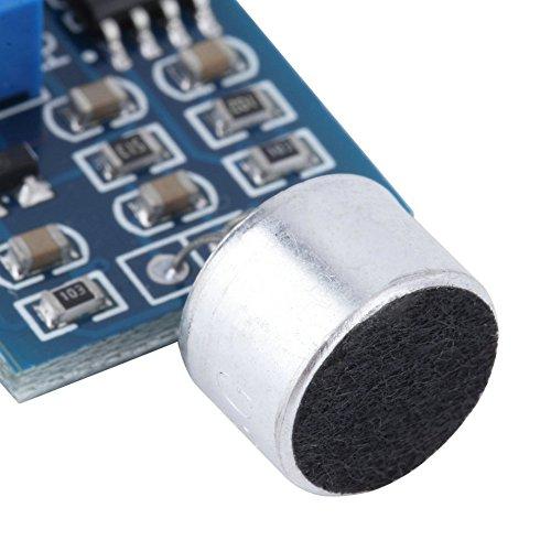 Modulo Arduino sensor detector acustico sonido Sensor Module Sound Detection: Amazon.es: Industria, empresas y ciencia