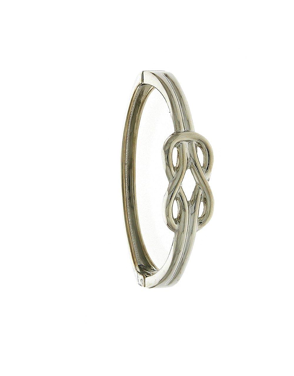 Anuradha Art Silver Finish Different Styled Adorable Hand Bracelet//Kada for Women//Girls