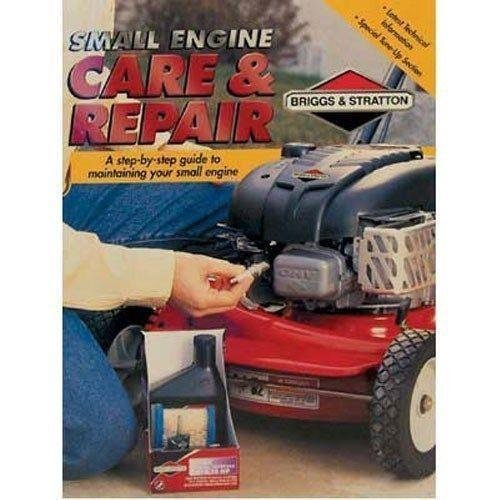 (USA Warehouse) Briggs & Stratton Small Engine Care & Repair Manual 274041 *NEW & FREE SHIPPING* -/PT# HF983-1754345565