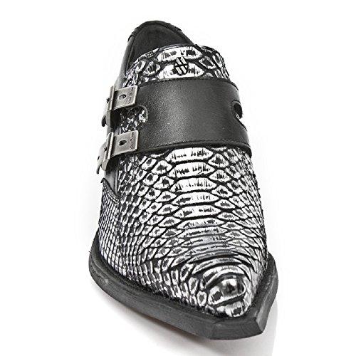 schuhe Mehrfarbig S16 Rock M Leder Dallas 7934PT Herren Mehrfarbig New wXR4w