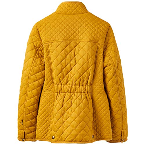 Para Newdale Joules Abrigo caramel Amarillo Caramel Mujer gqFExOw4FZ