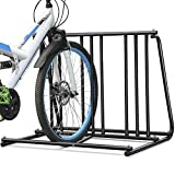 HD-Steel-1-6-Bikes-Floor-Mount-Bicycle-Park-Storage-Parking-Rack-Stand-2-3-4-5