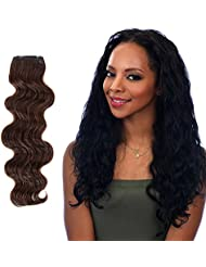 Amazon his her hair beauty personal care italian mink deluxe bodywave for weaving 10 2oz pmusecretfo Images