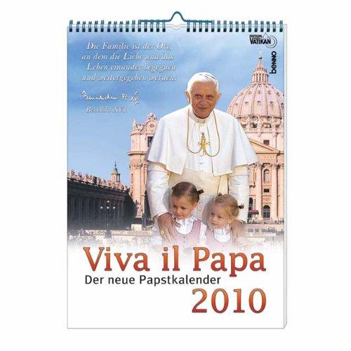 Viva il Papa 2010: Der neue Papstkalender