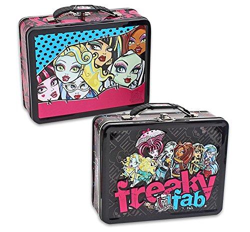 Monster High Tin Lunch Box - random 1p (Monster High Kit)