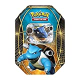 Pokemon Blastoise EX Power Trios Tin Card Game