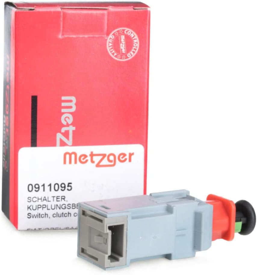 clutch control Metzger 0911095 Switch