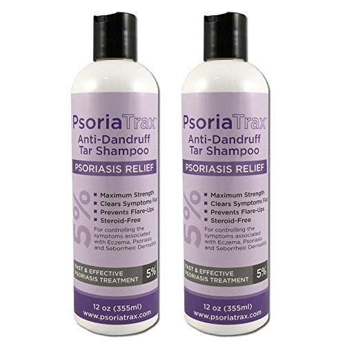 Coal Tar Psoriasis Shampoo