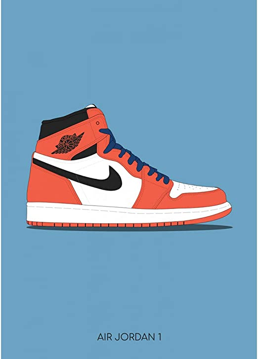 Decor Fashion AJ Shoes Air Jordan