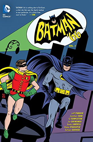 Batman '66 Vol. 1 (Big Hero Six Volume 1)