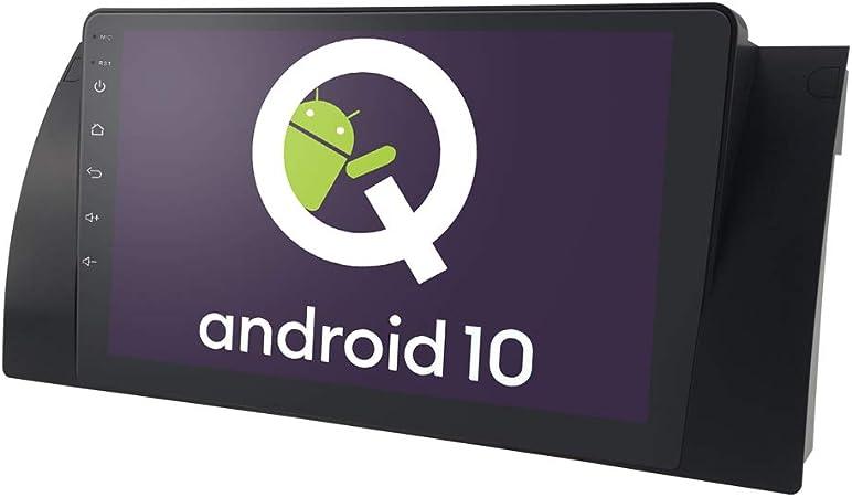 Ossuret Auto Gps Navigation Mit Android 10 Os 9 Zoll Elektronik