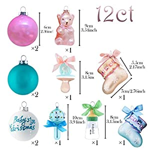 Valery Madelyn Christmas Ball Ornaments Decorations 2