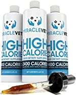 Miracle Vet High Calorie Weight Gainer for Dogs & Cats -